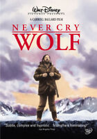 Never Cry Wolf [New DVD]