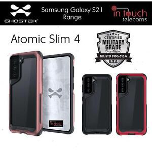 Ghostek Atomic Slim 4 Case for Samsung Galaxy S21 Ultra | Military Drop Tested