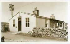 More details for real photographic postcard of the post office, shetland isles, scotland