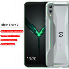 Xiaomi Black Shark 2 128GB Gobal Version AT&T T-Mobile Smartphone Dual SIM