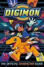 Digimon Digital Monsters: Official Character Guide (Digital Digimon Monsters)