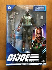 Roadblock G.I.Joe Classified 01 New