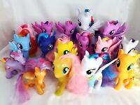 Lot 16 My Little Pony Plastic Toy Figures  2010-2016