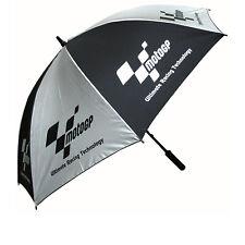 Moto GP Regenschirm schwarz grau mgpumb 06 offizielle Print Stilvolle Herren Accessoire