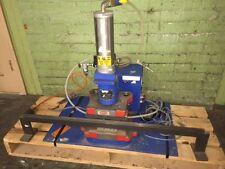 Black & Webster Electric/Pneumatic Bobbin Assembly Press, Model #BS