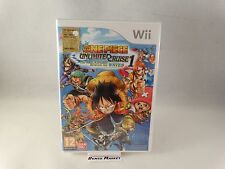 ONE PIECE UNLIMITED CRUISE 1 THE TREASURE BENEATH THE WAVES - WII ITALIANO NUOVO
