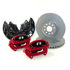 VW Golf Mk7 R Skoda Octavia Mk3 5E RS performance brake calipers front + discs
