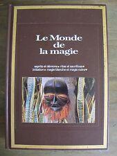 livre des sciences occultes le monde de la magie Sernor Tchou 1975