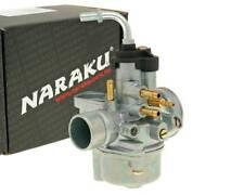 Vergaser Naraku 17,5mm mit E-Choke Vorbereitung für Minarelli, Peugeot