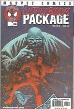 Tangled Web #4 (September 2001) Severance Package Marvel Comic High Grade
