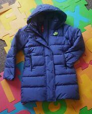Nike Sportswear Older Girls Down Parka 550 Fill Size M (806398 508)purple  Jacket da7a95acfe63