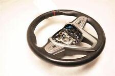 Brown Leather Steering Wheel Fits 2017 BMW 740I OEM