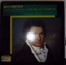 Beethoven Piano Concerto No 5 in E-flat Major, Op. 73 Emperor 33RPM 100116LLE#2