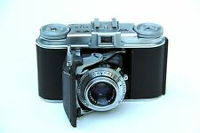 Voigtlander Vito II 35mm Camera with folding Color-Skopar 50mm f/3.5 lens