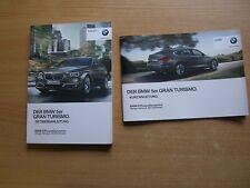 Bedienungsanleitung Betriebsanleitung BMW 5er Gran Tourismo 02.2014
