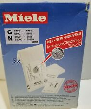 Miele GN Vacuum Bags Set of 4