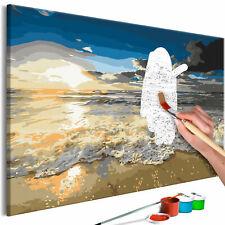 Malen nach Zahlen erwachsene Wandbild Malset mit Pinsel Malvorlagen N-a-0723-d-a