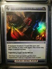 Chaotic Dread Thread  card ultra rare