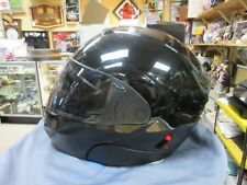 Vemar Motorcycle Helmet XL Black Full Face