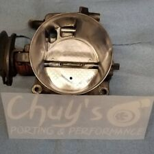 SEND IN YOUR CHEVY DODGE FORD GMC etc Throttle Body for Porting & Polish Service