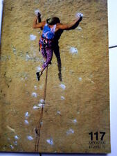 117 Mountain Magazine  rock climbing alpine mountaineering
