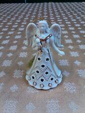 Nib Lenox Florentine & Pearl Angel Ornament