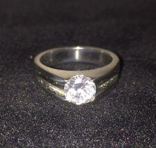 MENS  WOMENS LCS DIAMOND ENGAGEMENT WEDDING RING  SZ 5 SZ 6 SZ 7 SZ 8 SZ 9 SZ 10