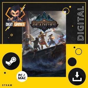 Pillars of Eternity II 2 Deadfire - Steam Key / PC & Mac Game