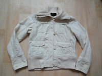 Vero Moda Alana Damen Jacke Gr XL beige Übergangsjacke