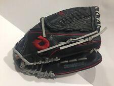 "DeMarini 12.5"" Baseball Softball Glove Mitt Insane Model AO828DKFP125-Excellent"