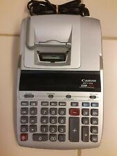 Canon Mp11Dx P 00004000 rinting Calculator Black/Red Print 3.7 Lines/Sec 12-Digit Ribbon