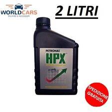 2 LT LITRI OLIO MOTORE PETRONAS HPX SELENIA SYNTHETIC OIL MOTOR 20W50 20W-50