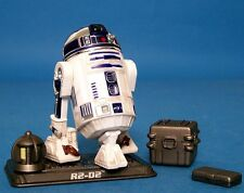 STAR WARS SAGA ESB LOOSE ASTROMECH DROID R2-D2 IN THE BATTLE OF HOTH. NO STAND