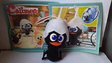 Maxi Ei Toys Plush Calimero Ostern U-Ei 2016 Italien mit BPZ Figurs FSD15 RAR