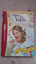 Disney Violetta T4 - Du rêve à la réalité - La bibliothèque rose