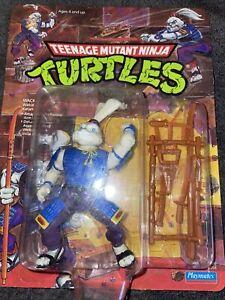 Playmates 1989 Teenage Mutant Ninja Turtles TMNT Usagi Yojimbo MOC