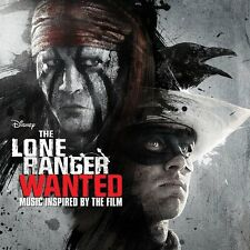 The Lone Ranger (Wanted) (NEW CD 2013) Iggy Pop John Grant Ben Kweller Gomez