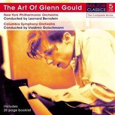 CD de musique classiques Glenn Gould