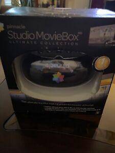 NIOB Pinnacle Studio MovieBox Ultimate 710 USB Fire Wire Capture Video Editing