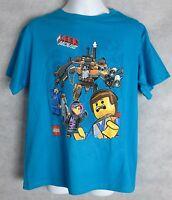 Lego Movie Boys T-Shirt New Metalbeard Emmet Officially Licensed Free Shipping