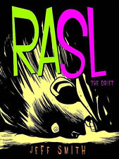 RASL Volume 1 The Drift Graphic Novel Bone Jeff Smith Cartoon Books