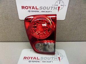 Toyota Sequoia 2005 - 2007 Right Rear Inner Tail Light Lamp Genuine OEM OE