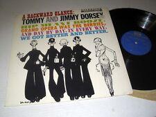 TOMMY & JIMMY DORSEY Backward Glance RIVERSIDE Small Label Reel & Mic VG++/NM-
