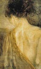 DOMENECH, Original Serigraph, Silk Robe, Signed Numbered