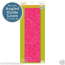 "AccuQuilt GO! Strip Cutter-6 1/2"" Fabric Cutting Die 55086 Quilting Sew Applique"