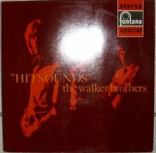 LP-The Walker Brothers - Hitsounds-Fontana,NM