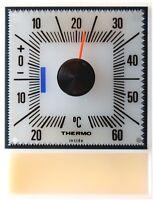 RICHTER Innen Aussen Thermometer Bimetall zum ankleben HR Art. 12237