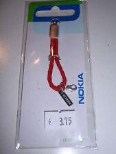 Pendant Nokia cp-219 fpj7 CHARM COLLECTION Cellulare Gioielli Rosso OVP