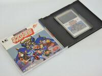 NECROSS NO YOSAI Item Ref/bbc PCE PC-Engine Hu Import Japan Video Game pe