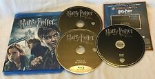 Harry Potter and the Deathly Hallows: Part I (Blu-ray + DVD, 3-Disc Set)